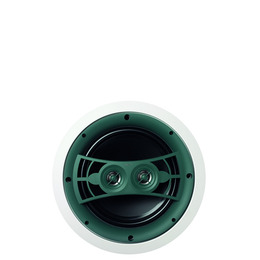 JAMO IO6.52DVCA2 Architectural Series Speakers Dual VC/Tweet Ceiling, 2 x 100w peak handling - Each Reviews