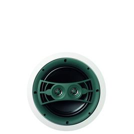 JAMO IO6.52DVCA2 Architectural Series Speakers Dual VC/Tweet Ceiling, 2 x 100w peak handling - Each Reviews