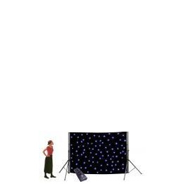 NJD LED Starcloth with Dimmer 3 x 2m (Stands not included) Reviews