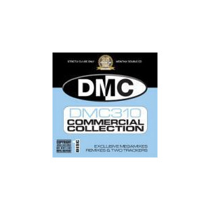 Photo of DMC Commercial Collection 310 (Double CD) November CD