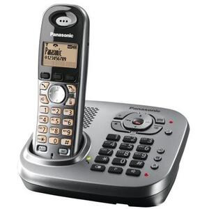 Photo of Panasonic KX-TG7341 EB (7341) DECT Answerphone Landline Phone