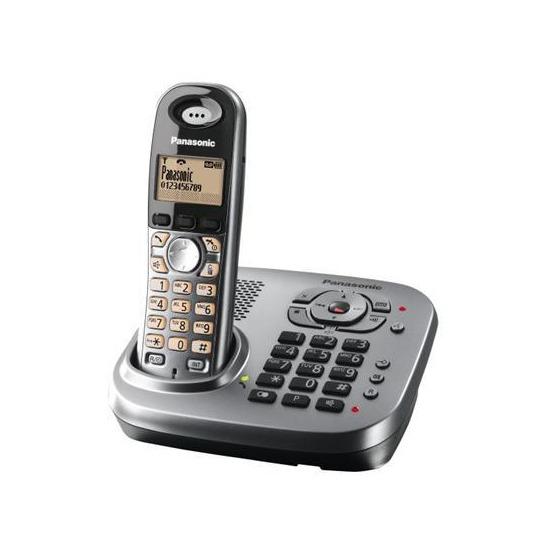 Panasonic KX-TG7341 EB (7341) DECT Answerphone