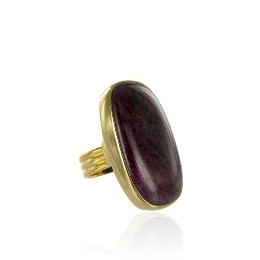 Ruby Cabochon ring Reviews
