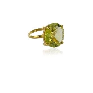 Photo of Quartz Leo Ring Jewellery Woman