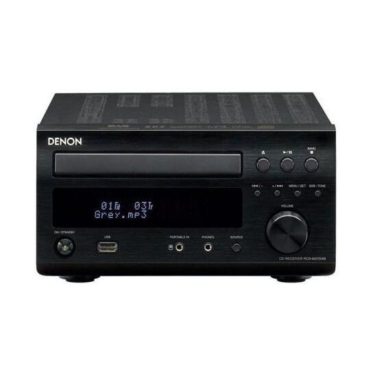 Denon DM37 with Speakers