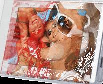 Photo of Digital Magnet Photo Frame Gadget
