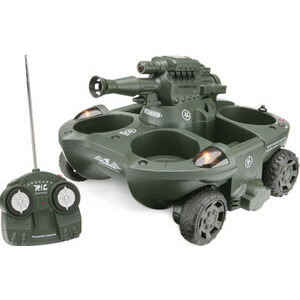 Photo of Amphibious R/C Tank Gadget