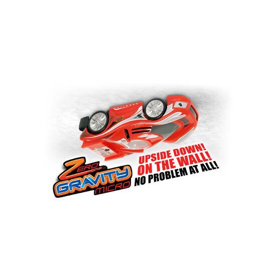 Air Hogs R/C Zero Gravity Micro - Red