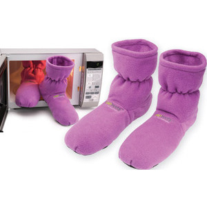 Photo of Cozy Feet Microwavable Foot Warmers Gadget