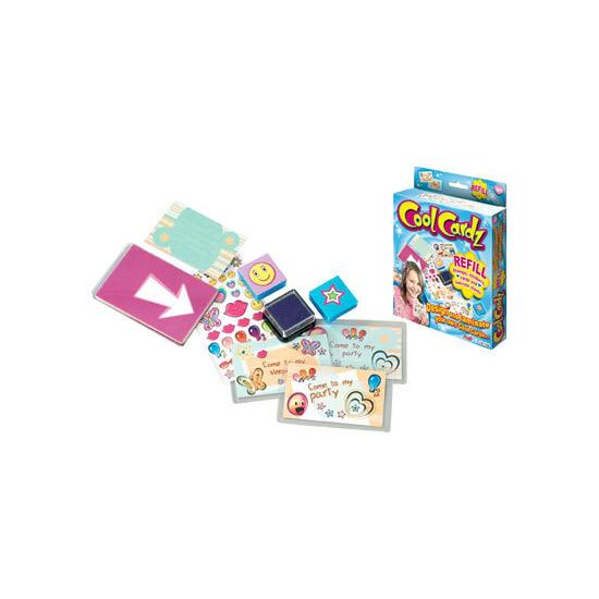 Cool Cardz Refill Pack