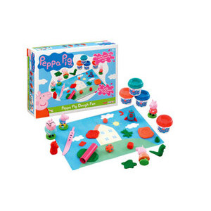 Photo of Peppa Pig - Fun Dough Set Toy