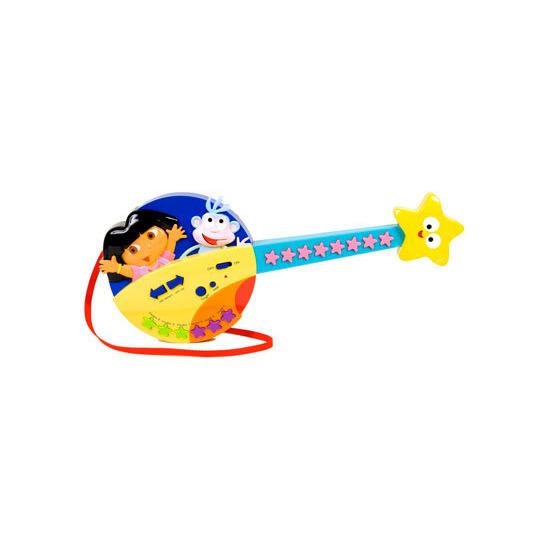 Dora Push Button Guitar