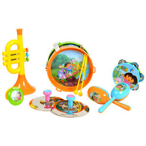 Photo of Dora Kids Brass Band Toy