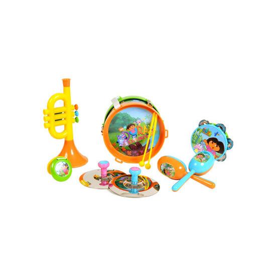 Dora Kids Brass Band