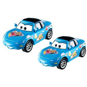 Photo of Disney Pixar Cars - Diecast Movie Moments - Dinoco Mia & Dinoco Tia Toy