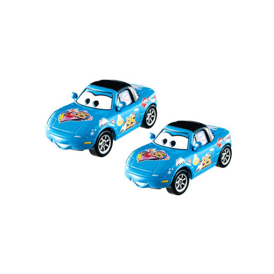 Disney Pixar Cars - Diecast Movie Moments - Dinoco Mia & Dinoco Tia
