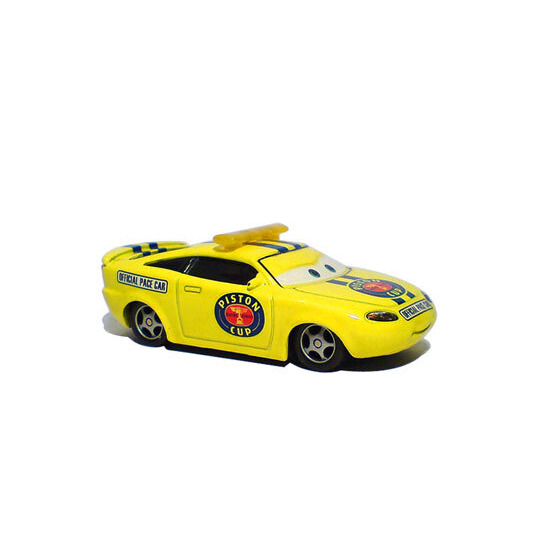 Disney Pixar Cars - Diecast - Charlie Checker