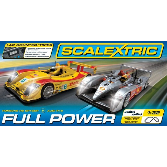 Scalextric - Full Power Set