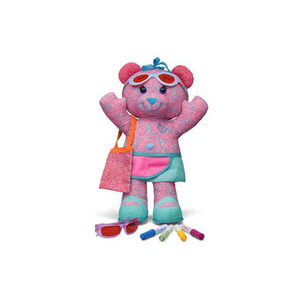 Photo of Secret Stylin' Doodle Bear Toy