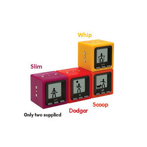Photo of Cube World Series 1 - Red and Yellow Toy