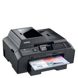 Brother MFC-J5910DW wireless inkjet A3 all-in-one printer Reviews