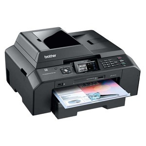 Photo of Brother MFC-J5910DW Wireless INKJET A3 All-In-One Printer Printer