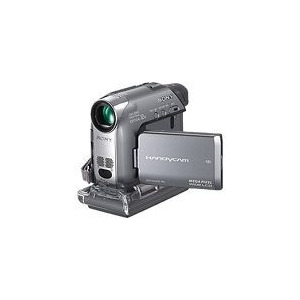 Photo of Sony DCR-HC42E  Camcorder