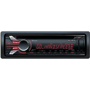 Photo of Sony MEX-BT4000U Car Stereo