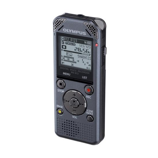 Olympus WS-812 Digital Voice Recorder - Silver