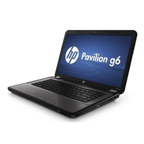 HP PAVILION G6-1365EA