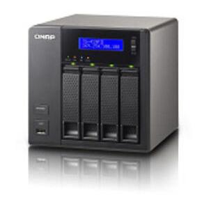 Photo of QNAP TS-419P II (4BAY) Network Storage