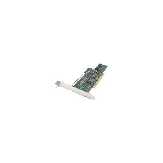 Adaptec Dual-port PCI SATA Host Controller Card Ash-1205sa