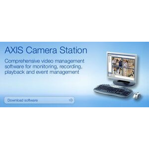 Photo of Axis Communications 0202 002 Software