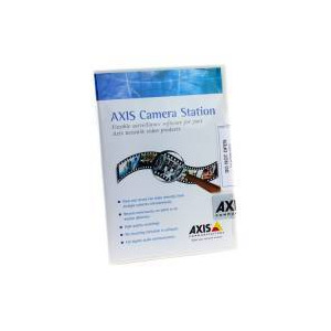 Photo of Axis Camera Station Base Pack 4 Channels CCTV