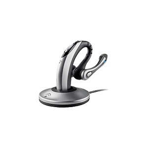 Photo of Plantronics Voyager 510-USB Bluetooth Headset System - Headset ( Over-The-Ear ) - Wireless - Bluetooth Headset