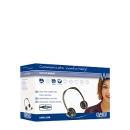 Sweex Soft Fit Headset - Headset ( ear-cup ) Reviews