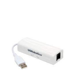 US Robotics 56K USB Faxmodem USR5637 - Fax / modem - external - USB - 56 Kbps - V.90, V.92 Reviews