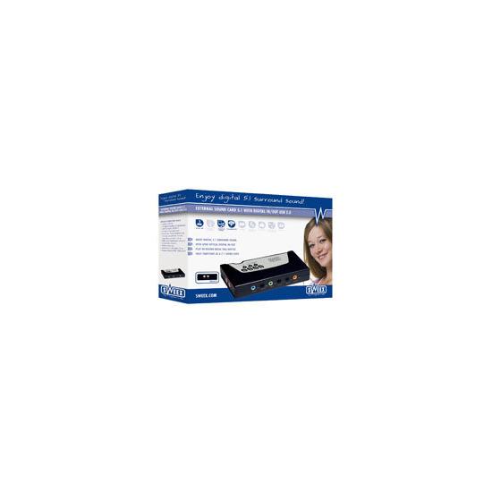 Sweex External 5.1 Sound Card