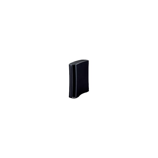Buffalo DriveStation - Hard drive - 1 TB - external - Hi-Speed USB - 7200 rpm