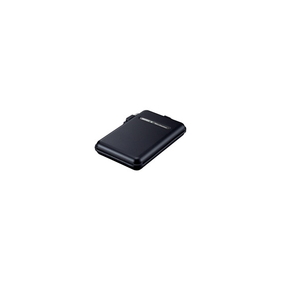 Buffalo MiniStation TurboUSB HD-PF500U2 - Hard drive - 500 GB - external - Hi-Speed USB - 5400 rpm