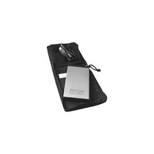 """Photo of Hypertec FireStorm V2 Ultra-Slim - Hard Drive - 160 GB - External - 2.5"""" - Hi-Speed USB - 5400 RPM - Buffer: 8 MB Hard Drive"""