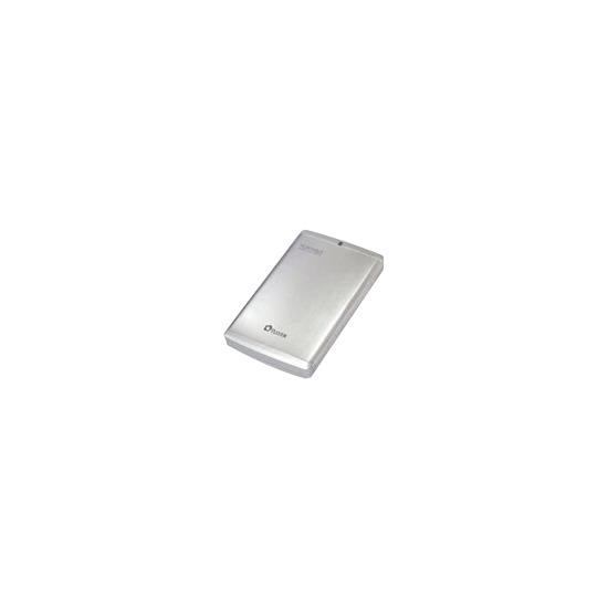 """Plextor PX-PH500US - Hard drive - 500 GB - external - 2.5"""" - Hi-Speed USB / eSATA - 5400 rpm - buffer: 8 MB"""