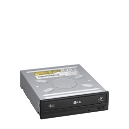 "LG GH20NS15 Super Multi - Disk drive - DVD±RW (±R DL) / DVD-RAM - 20x/20x/12x - Serial ATA - internal - 5.25"" - black Reviews"