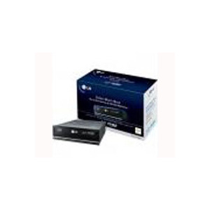 "Photo of LG GGW H20L Super Multi Blue - Disk Drive - BD-RE / HD DVD-ROM Combo - Internal - 5.25"" - Black - LIGHTSCRIBE DVD Rewriter Drive"