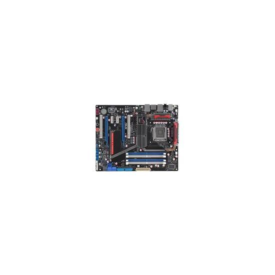 ASUS Maximus II Formula - Motherboard - ATX - iP45 - LGA775 Socket - UDMA133, Serial ATA-300 (RAID), eSATA - 2 x Gigabit Ethernet - FireWire - High Definition Audio (8-channel)