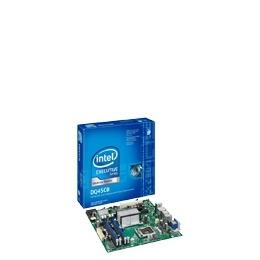 Intel Desktop Board DQ45CB - Motherboard - micro ATX - iQ45 - LGA775 Socket - Serial ATA-300 (RAID) - Gigabit Ethernet - FireWire - video - High Definition Audio (6-channel) Reviews