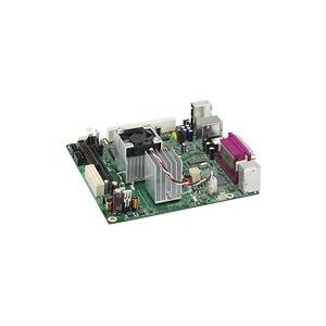 Photo of Intel Desktop Board D945GCLF2 With Integrated Intel Atom Processor - Motherboard - Mini ITX / Micro ATX - I945GC - UDMA100, Serial ATA-300 - Gigabit Ethernet - Video - High Definition Audio (6-Channel) Motherboard