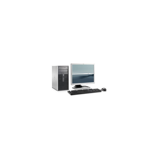 "HP dc5800 CORE 2 DUO E8400 2GB/250GB DVD/RW VISTA BUS/XP PRO + 22"" TFT"