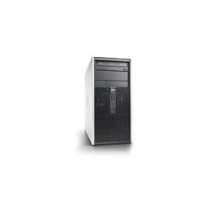 Photo of HP Compaq Business Desktop DC5850 - SFF - 1 X Phenom X3 8600B / 2.3 GHZ - RAM 2 GB - HDD 1 X 250 GB - DVD±RW (±R DL) / DVD-RAM - Radeon 3100 - Gigabit Ethernet - Vista Business / XP Pro Downgrade - Monitor : None Desktop Computer