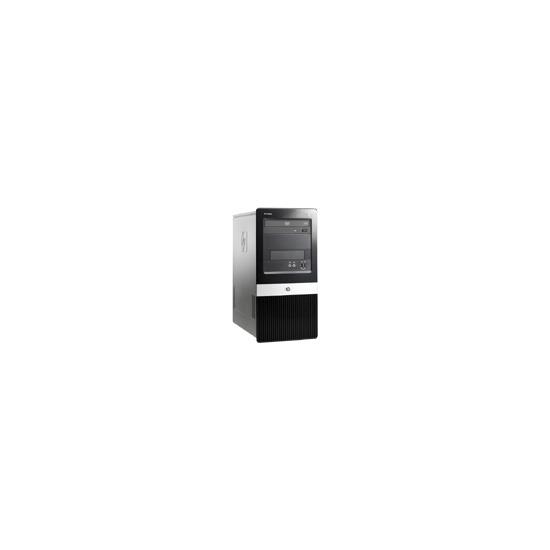 HP Compaq Business Desktop dx2400 - Micro tower - 1 x Pentium Dual Core E2180 - RAM 1 GB - HDD 1 x 250 GB - DVD±RW (±R DL) / DVD-RAM - GMA 3100 - Gigabit Ethernet - Vista Business / XP Pro downgrade - Monitor : none